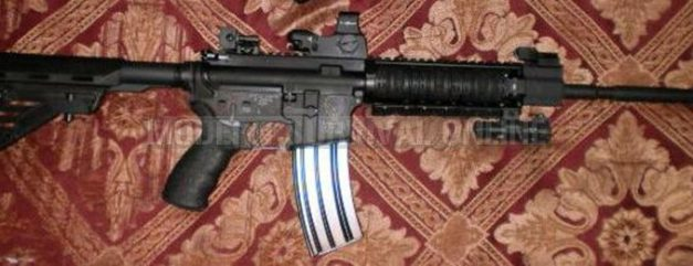 spikes punisher AR