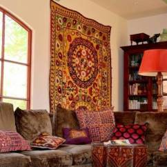 Living Room Designs Contemporary Partition Amazing Home Decoration Ideas Using Indian Wall Tapestry ...