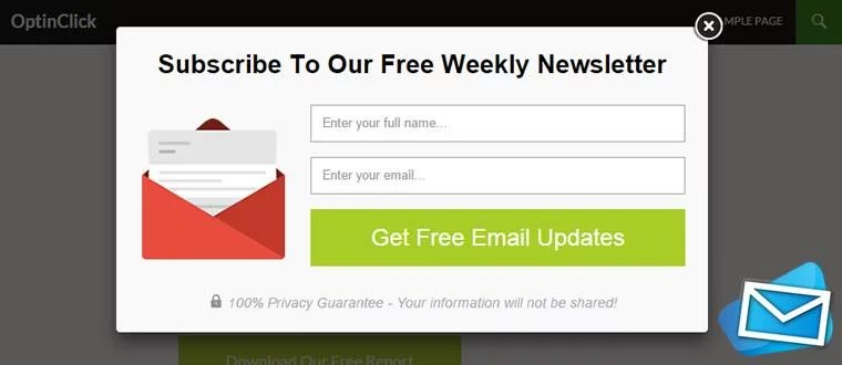 Modern techies opt in email