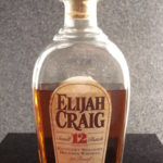 Elijah Craig 12 bottle 2 vertical