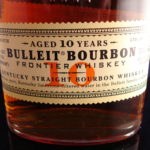 Bulleit 10 label