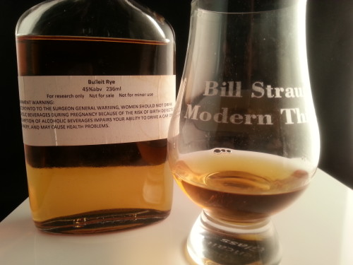 Bulleit Rye Sample pour