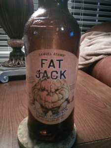 Sam Adams Fat Jack Double Pumkin
