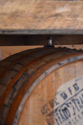 2015 Bourbon Classic- Media tour - Buffalo Trace Warehouse X