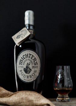 Michter's 20 Year Old Single Barrel Kentucky Straight Bourbon (PRNewsFoto/Michter's Distillery) (C) www.nerissasparkman.com