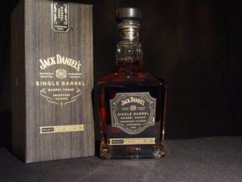 Jack Daniels Cask Strength 3