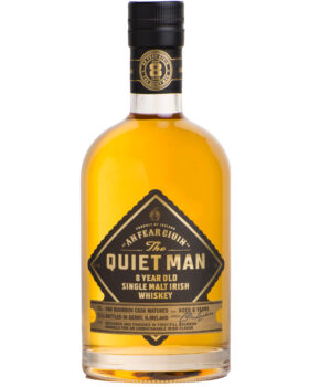 The Quiet Man 8 Year Single Malt