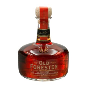 Old Forester Kentucky Straight Bourbon Whisky releases 2016 Birthday Bourbon product at 97 Proof. This release will soon be available nationally in very limited quantities. (PRNewsFoto/Old Forester)