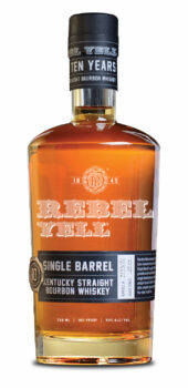 Rebel-Yell single barrel