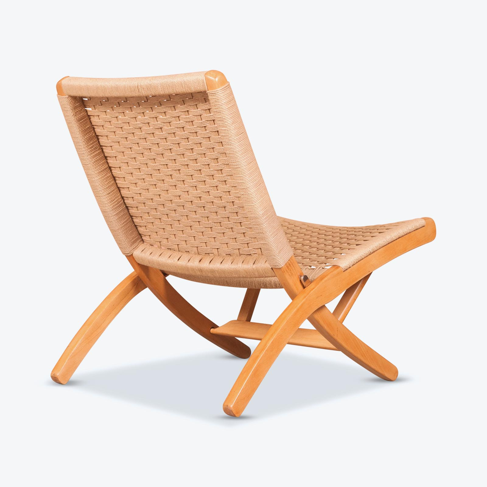 Hans Wegner Folding Chair Japanese Folding Chair In The Style Of Hans Wegner With