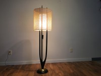 SOLD - Mid Century Floor Lamp by Modeline - Modern to Vintage