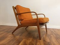 SOLD - Mid Century Danish Teak Lounge Chair - Modern to ...
