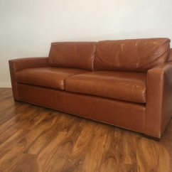 Baker Leather Sofas Made In Usa Sold Furniture Coach Sofa Modern To