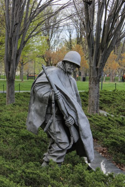 The Korean Memorial