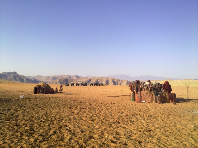 Discovering the Himba Tribe