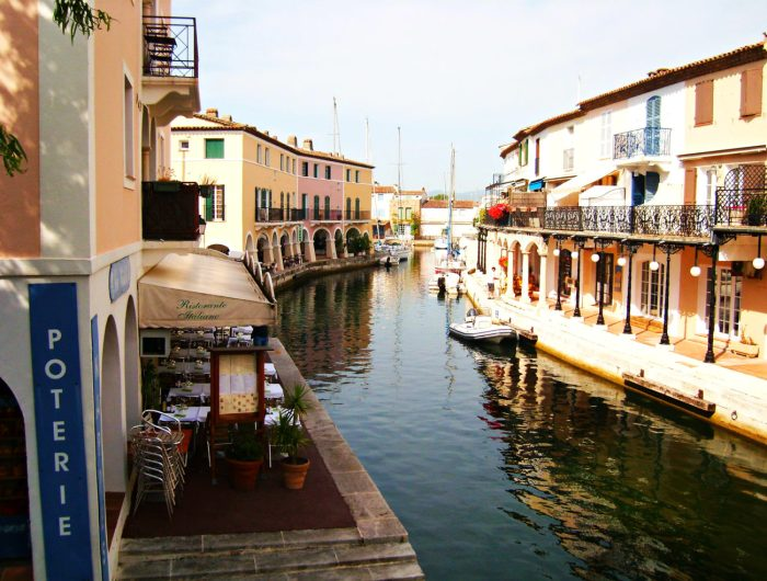 Port Grimaud, The French Riviera