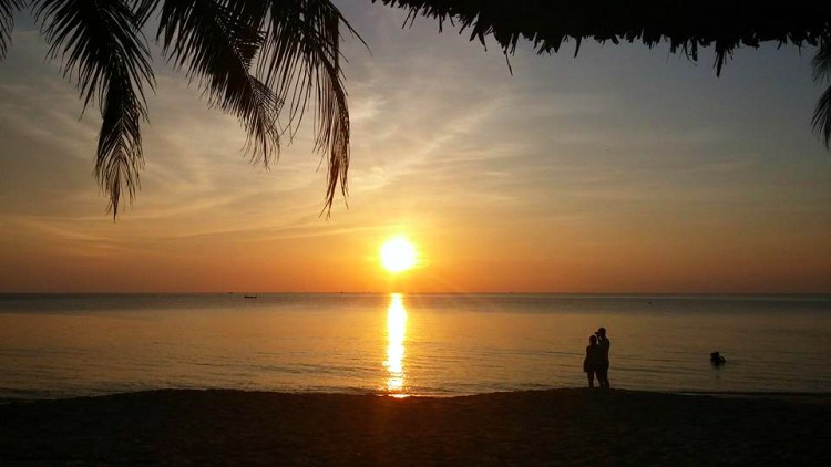 Some beach in Vietnam