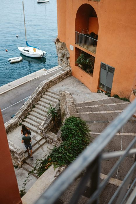 Villefranche-sur-Mer, The French Riviera