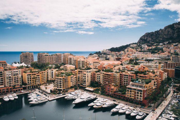 Monaco, The French Riviera