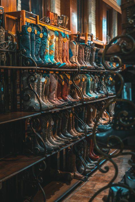 Texan Cowboy Boots