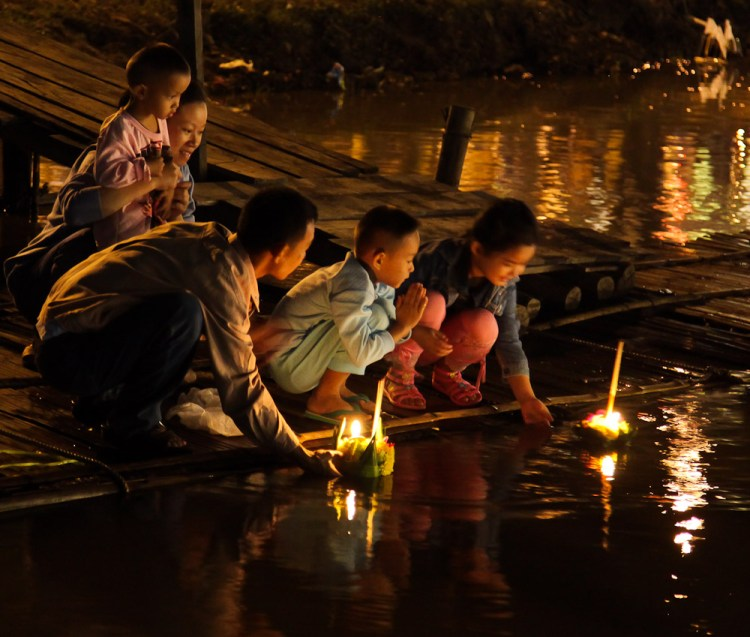 Loi Krathong, Fall Festivals