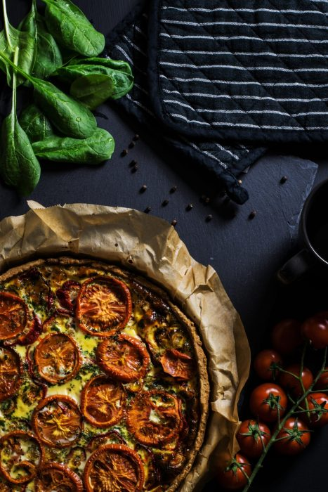 Quiche, Best Foods In Paris