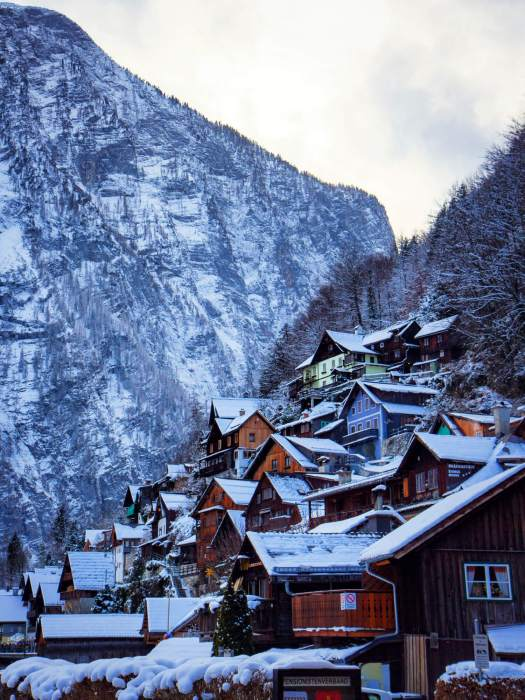 Best Mountain Towns In Europe
