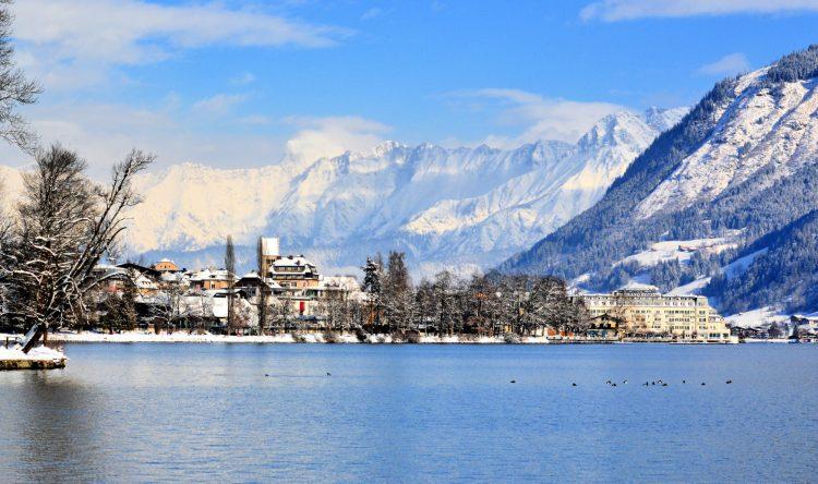Zell am See–Kaprun, best ski resorts in Austria