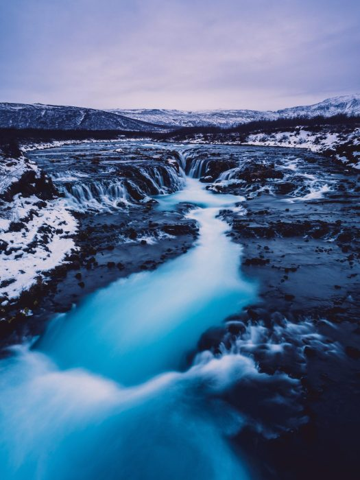 Iceland, places to visit in Winter