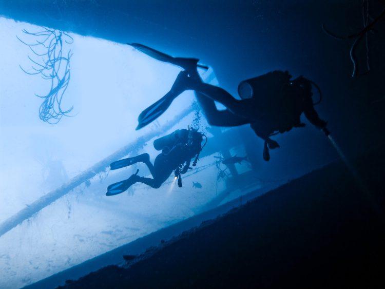 USS Liberty Wreck, Bali