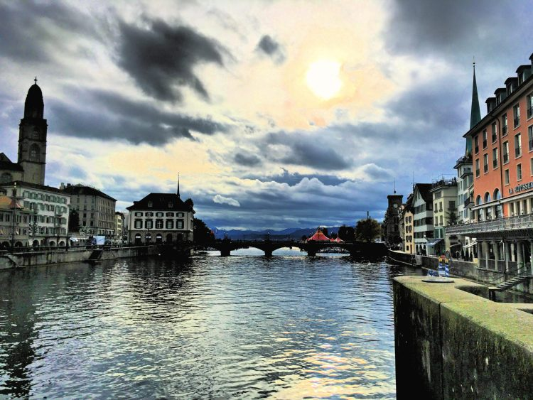 Altstadt, Zürich is well worth seeing!