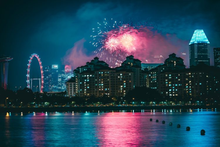 20 Places To Celebrate New Year Around The World