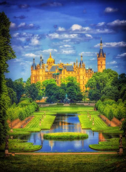 Best Castles In The World