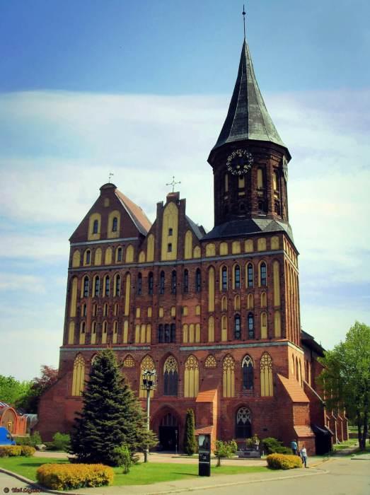 Königsberg Cathedral, Russia