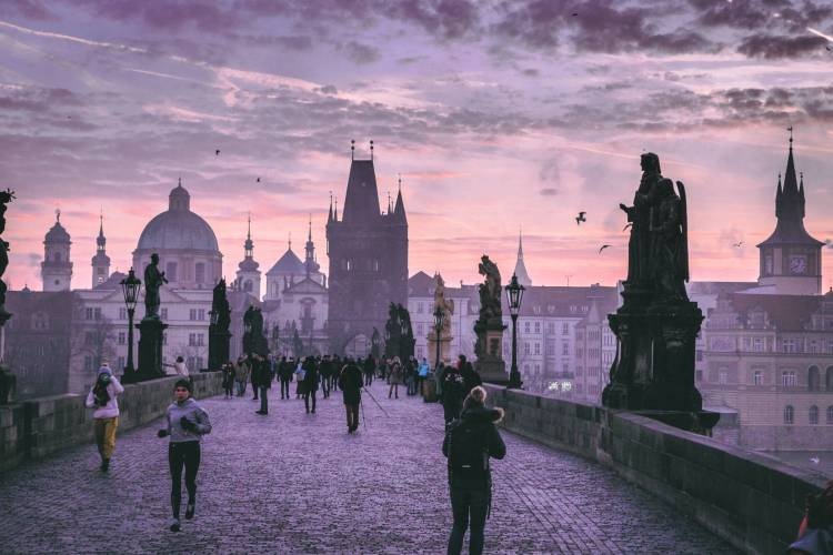 Romantic Cities for Valentines Day