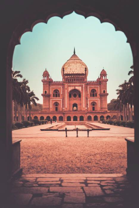 New Delhi is up there as one of the best cheap places to travel to in Asia.