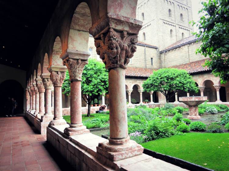 The Cloisters in NYC