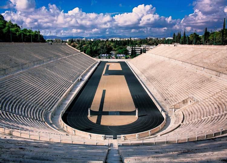 Panathenaic Stadium deserves a look while seeing Athens in 3 days.
