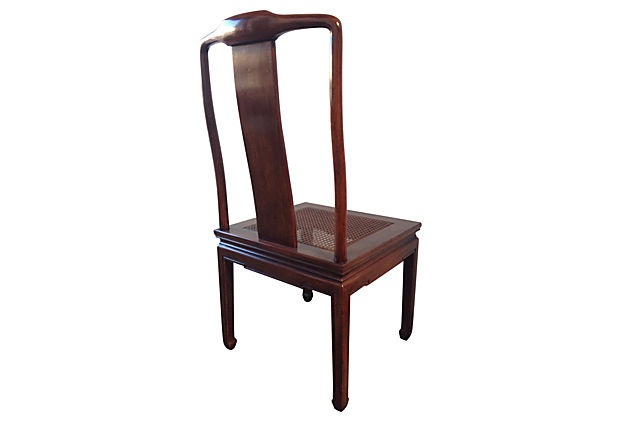 henredon asian dining chairs room chair manufacturers inspired s 8 modern vintage mix