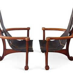Sling Back Chair Amazon Bar Chairs Pair Modern Vintage Mix