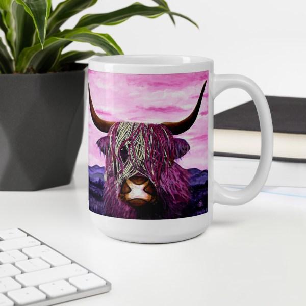 Highland Cow - The forgotten beauty Mug (8)