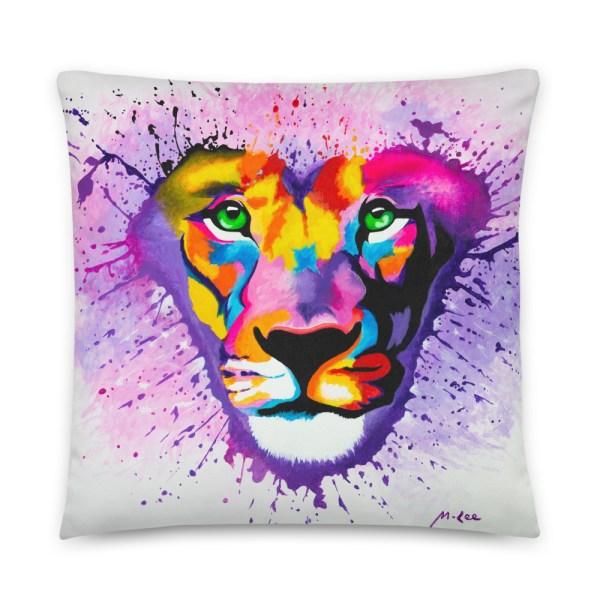 Lion Heart Cushion (1)