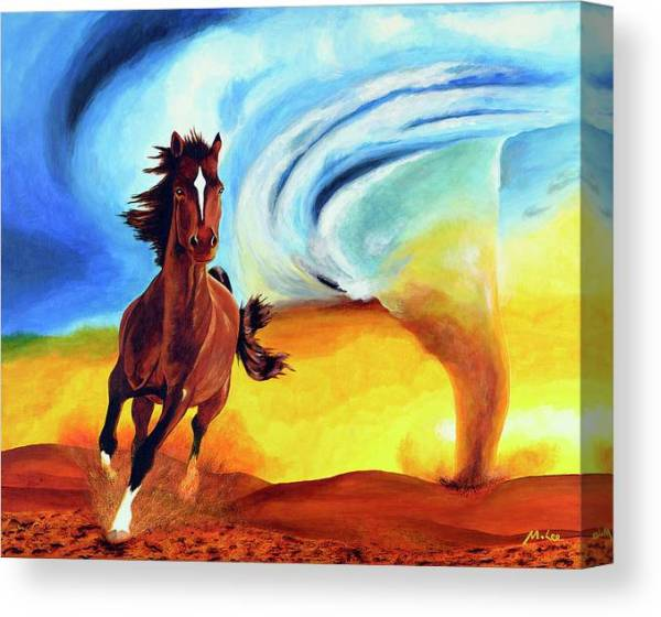 horse-and-tornado-mikey-lee-canvas-print
