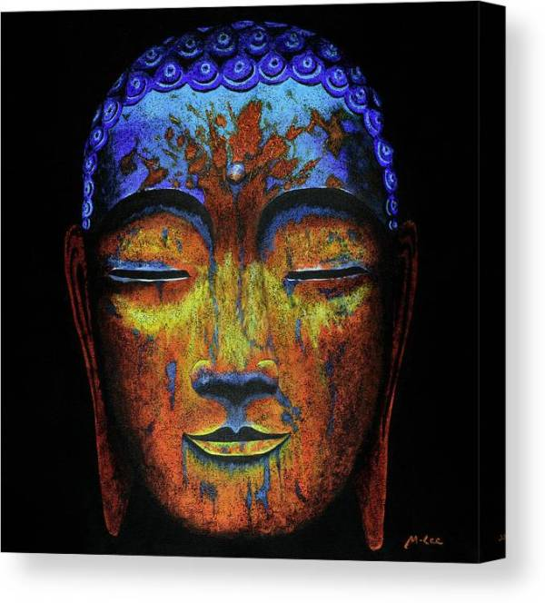 zenful-buddha-mikey-lee-canvas-print