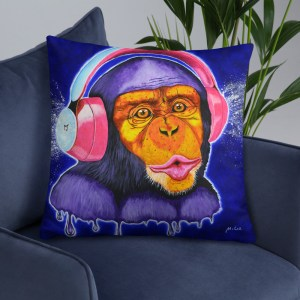 Funky Monkey-Cushion (20)