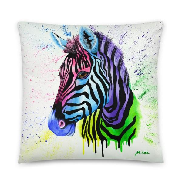 Living Colour Zebra - Cushion (1)