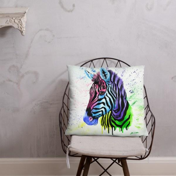 Living Colour Zebra - Cushion (5)