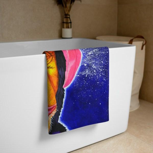 Funky-Monkey-Towel-Modern-Wall-Art (3)