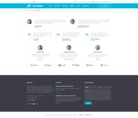 Tax Advisor  Financial Consulting/Attorney HTML Template ...