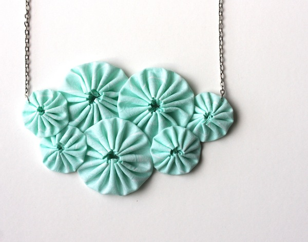 MintGreenNecklace